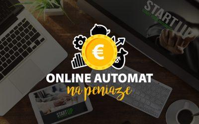 Online automat na peniaze
