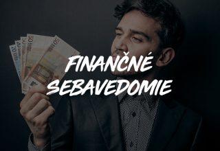 Finančné sebavedomie